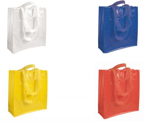 Shopper/borsa in PP laminato